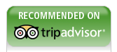 Trip Avisor review of Thorpe house bed and breakfast Nottingham